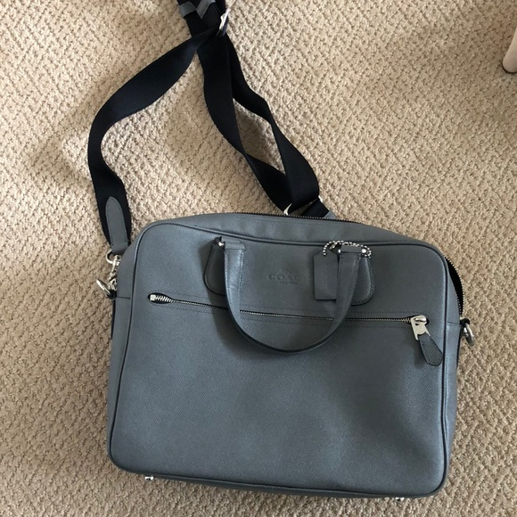 77% off Coach Bags Business Messenger Bag   Poshmark 2d714ec93d